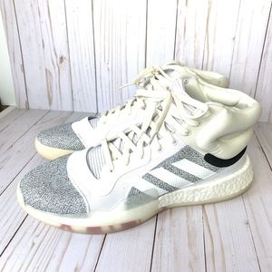Adidas Basketball club shoes mens size 15